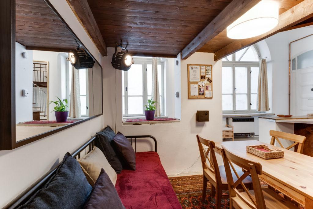 Útulný apartmán v srdci Prahy