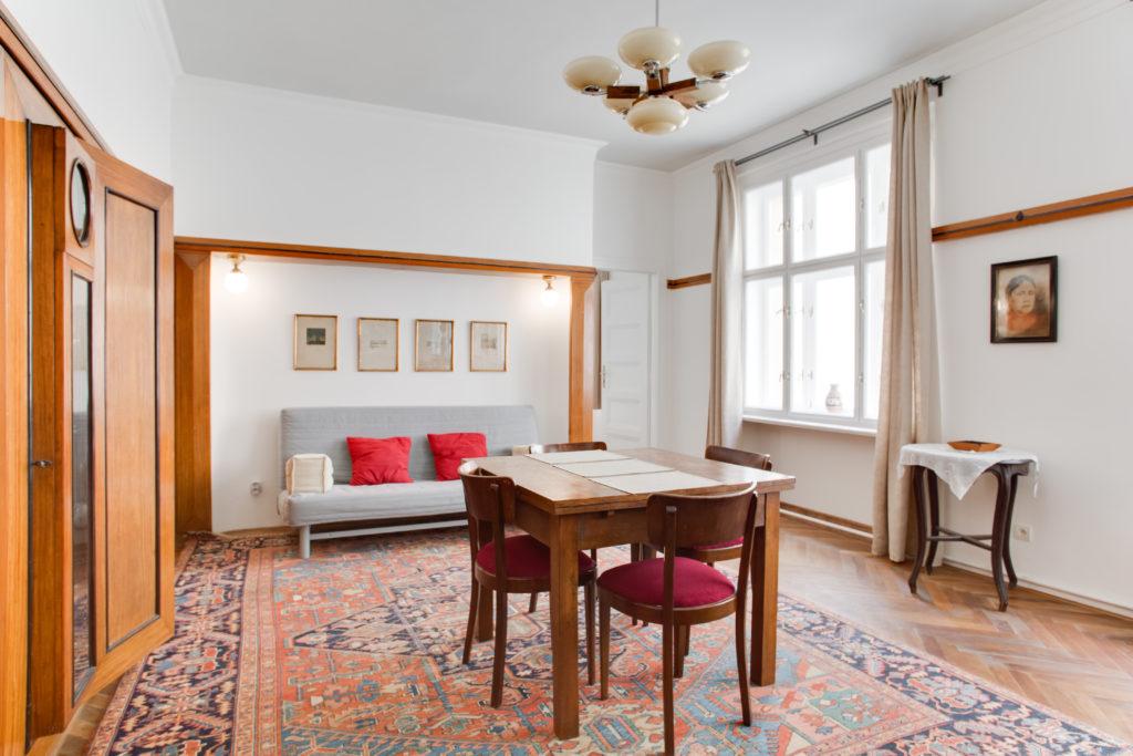 Historický apartmán v centru Prahy