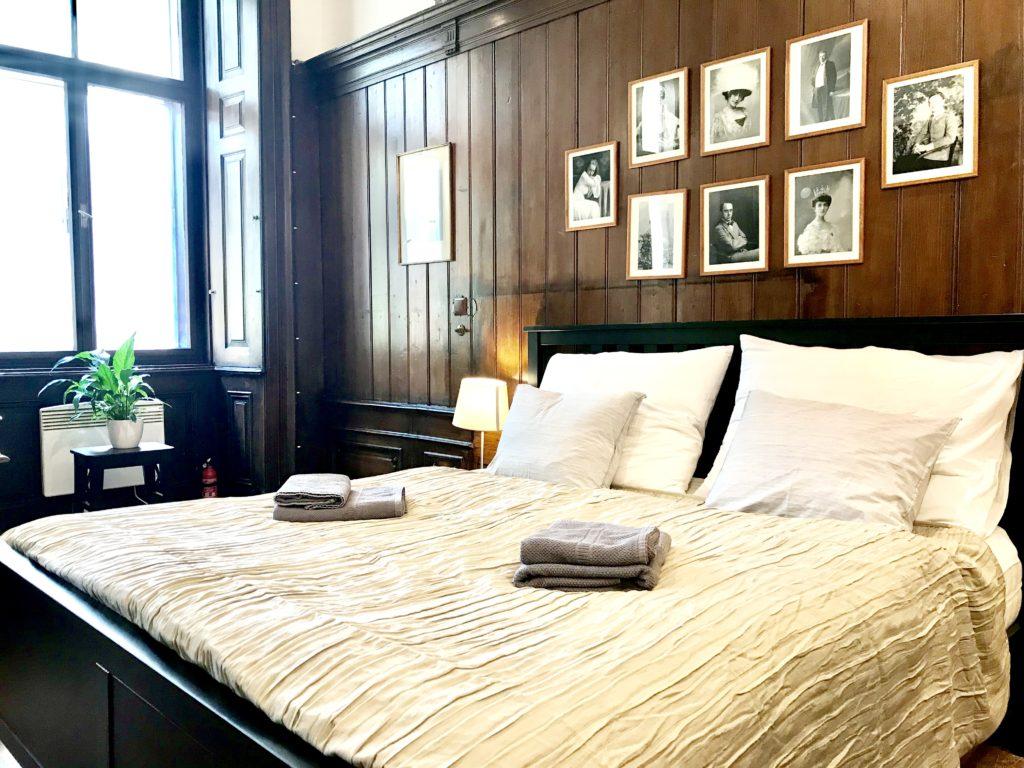 Zpátky do historie - pohodlný apartmán v srdci Prahy