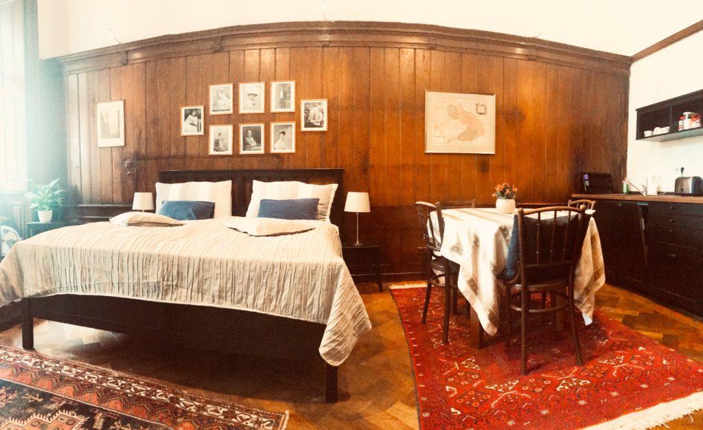 Pohodlný apartmán v centru Prahy